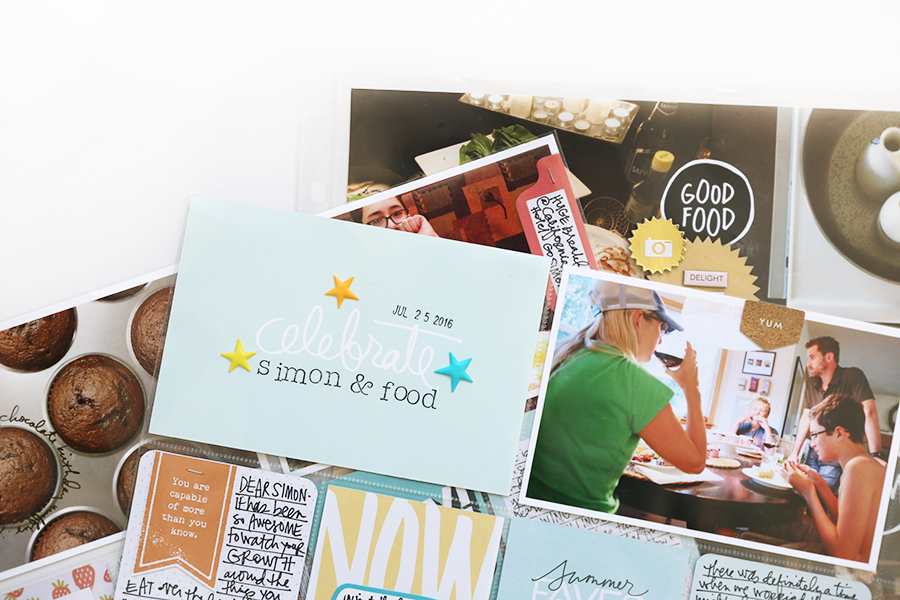 Spark Your Story | Scrapbook & Cards Today Fall 2016