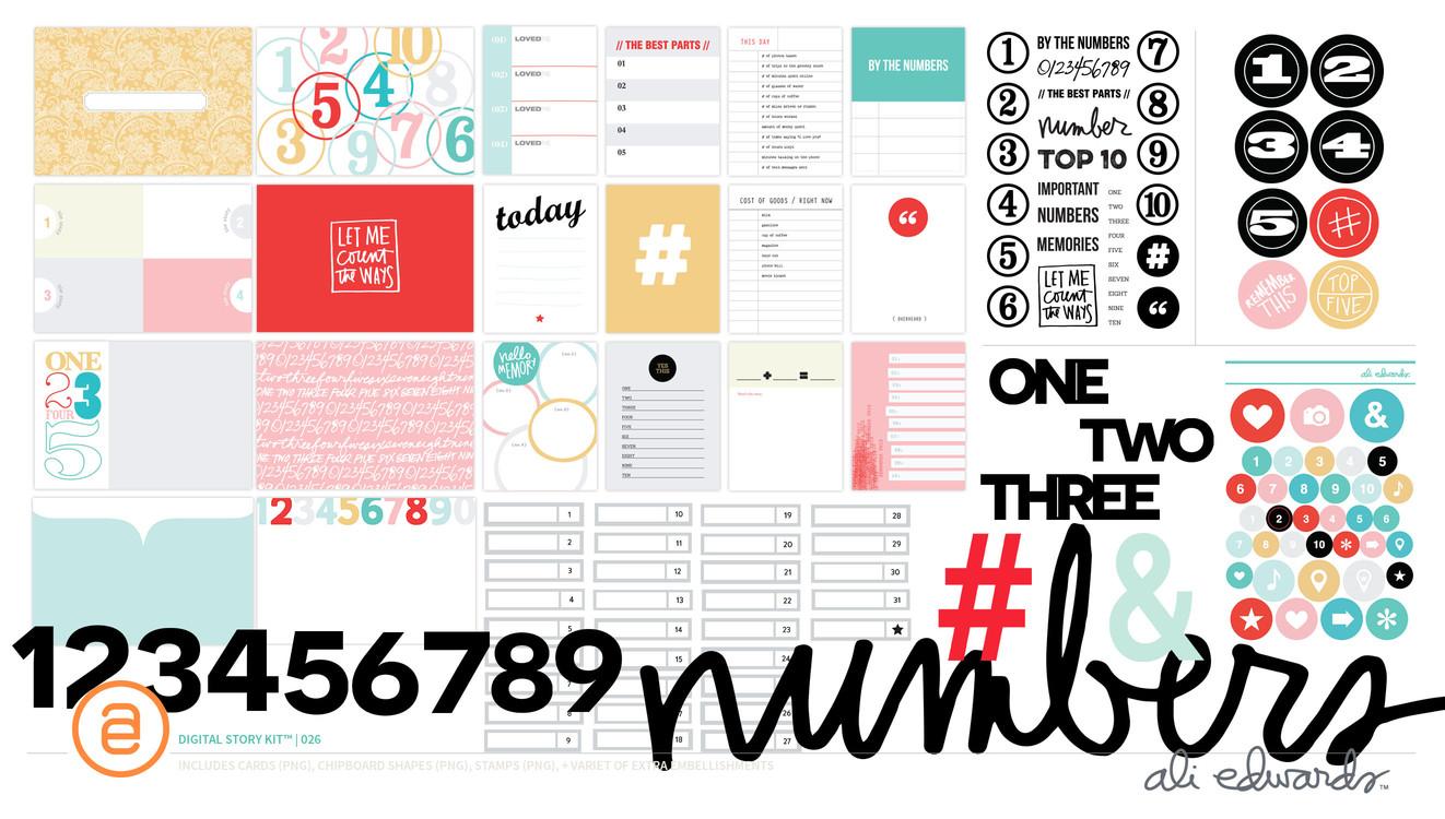 Ae digitalstorykit numbers prev original
