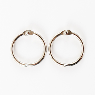 18861 ali metal rings