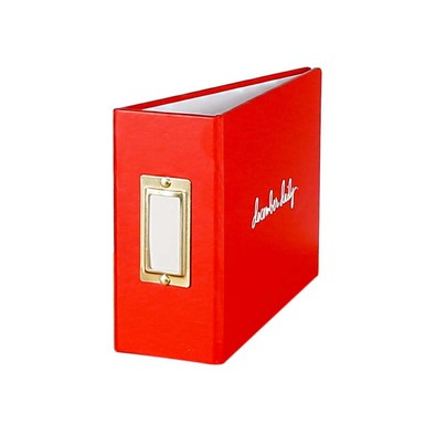 24194 red december album 4x6