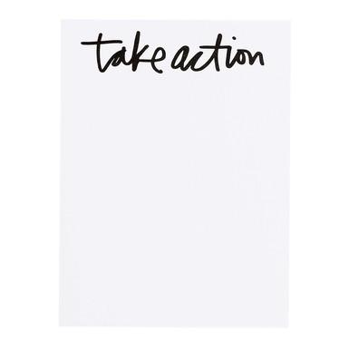 27849 take action notepad