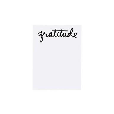 27853 gratitude notepad