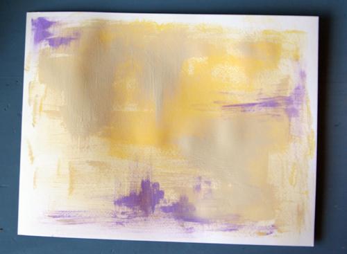 Paintedcardstock