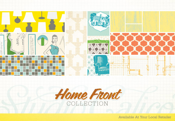 Home Front Giveaway