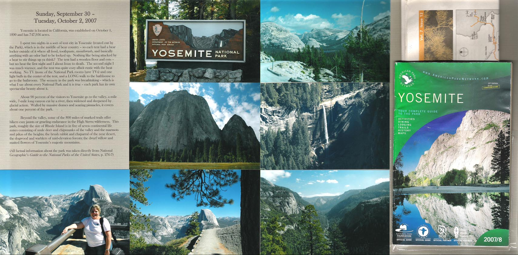 Yosemite National ParkLR2