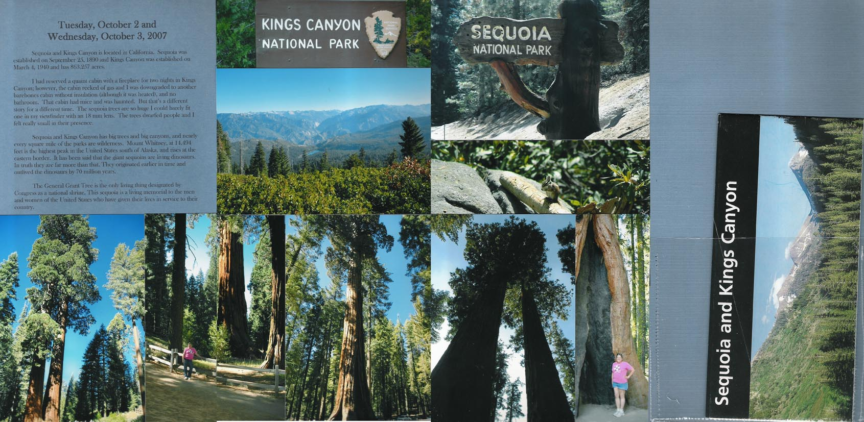 Sequoia_Kings Canyon NPLR