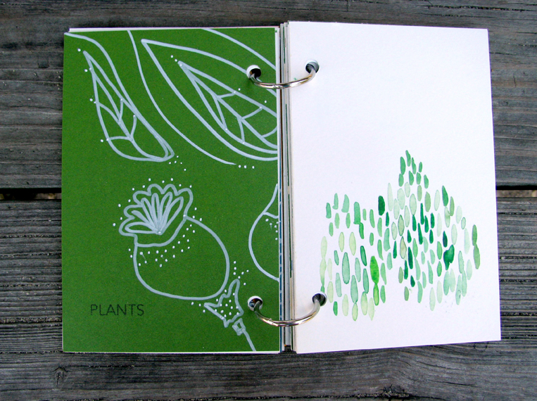 Book plants