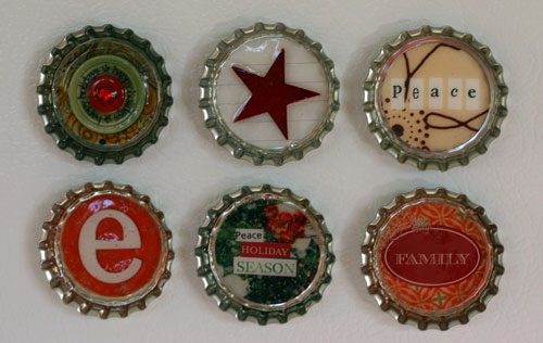 Christmasbottlecaps
