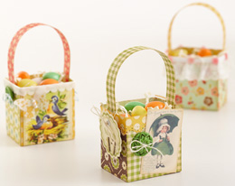 Free Plastic Canvas Patterns - Easter Treats