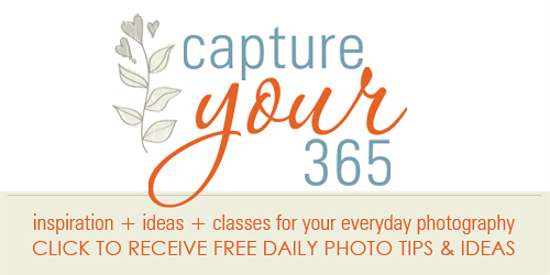 Capture Your 365 - ad space