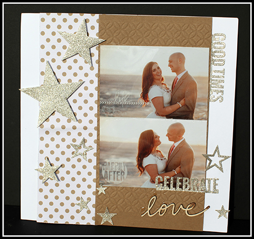 CELEBRATE LOVE LAYOUT TC EMBOSSED FOLDERMACHINE