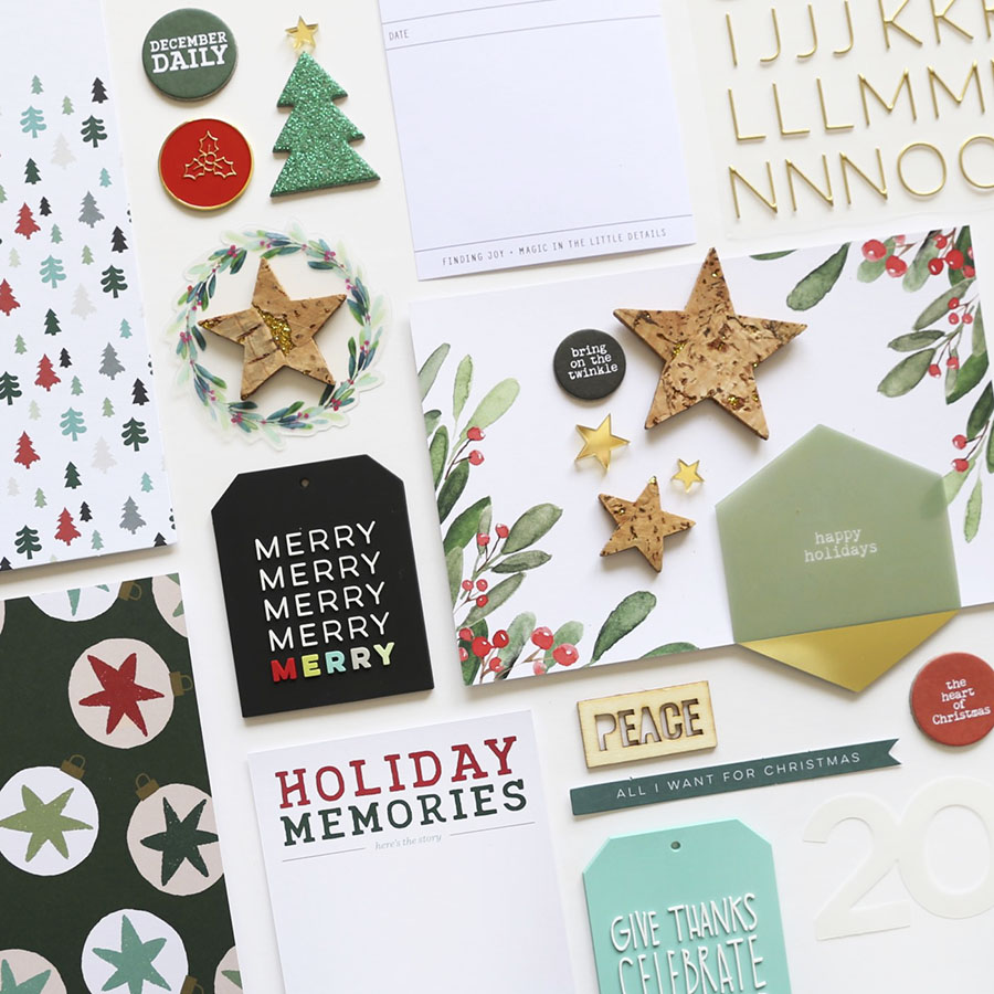 Dd Christmas.Ali Edwards Design Inc December Daily
