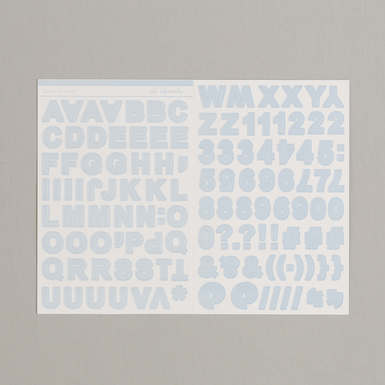 9682 columbia alpha stickers