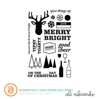 Ae dd goodcheer brushstamp