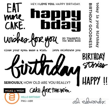 Ae hellobirthday template prev
