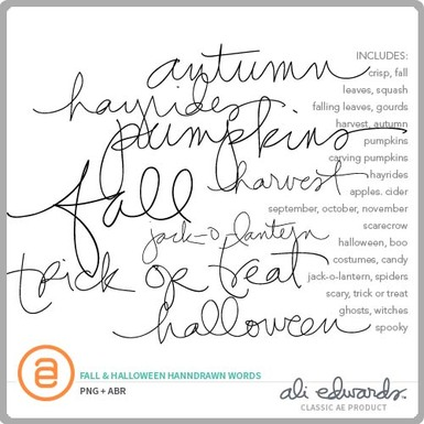Ae fallandhalloweenhanddrawnwords updated prev