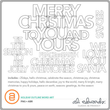 Ae holidayoutlinewordart updated prev