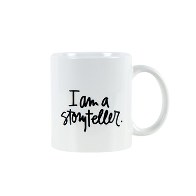 Ae shop mug storyteller
