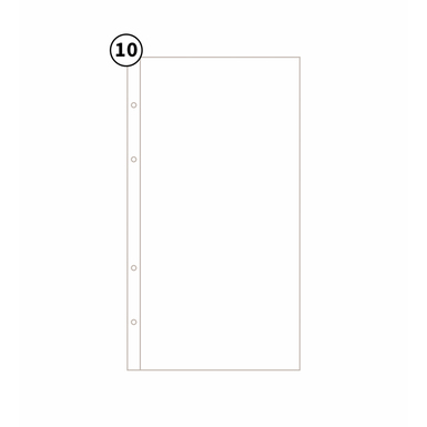 Aed pageprotector squares ns11438