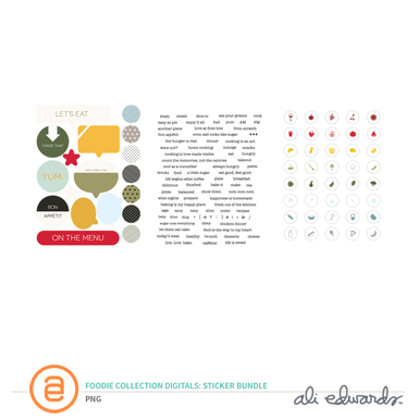 Aedwards digitalfoodiecollection stickerbundle prev