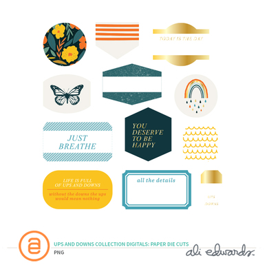 Aedwards ups downscollection paperdiecuts prev